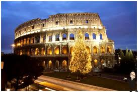 нов год италия